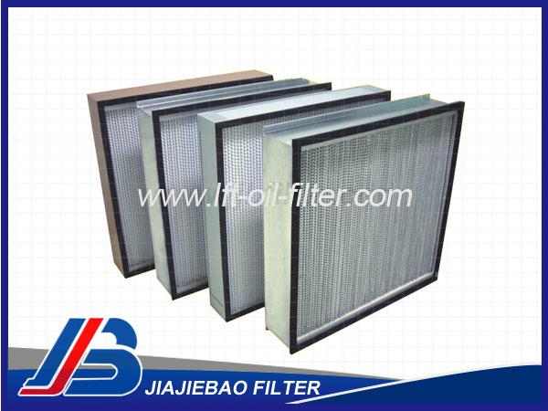层叠式板框过滤器