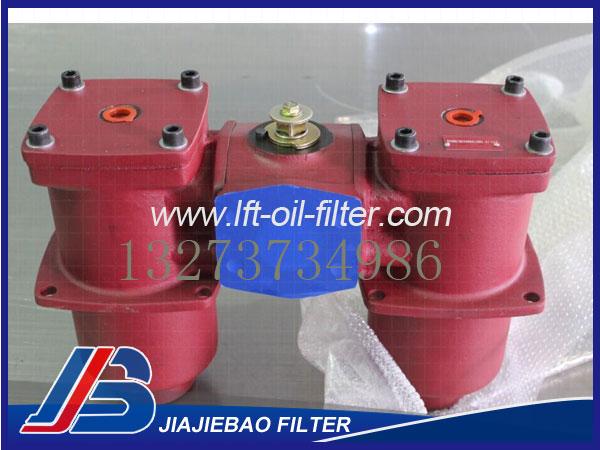 RFDBN/HC660DAN10D1/-KB双筒管路高压过滤器