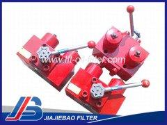 双筒高压过滤器SGF-H160x10C