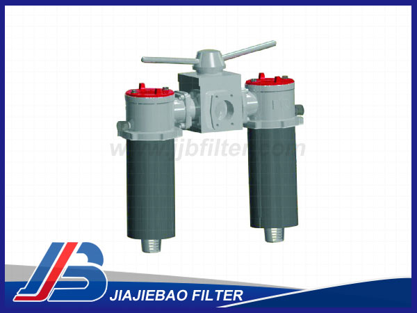 SRFB系列双筒直回式回油过滤器
