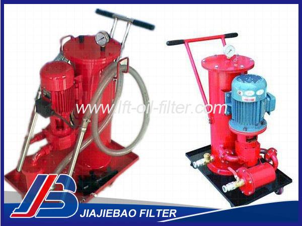 LUC-63液压油滤油机