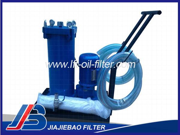 LUC-100手推式滤油机
