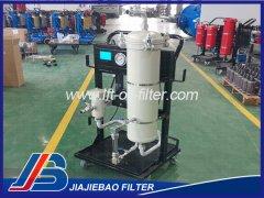 LYC-JT系列移动式滤油机